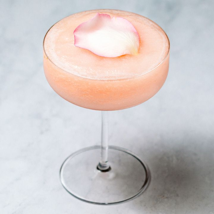 Guava Rose cocktail