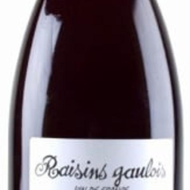 Marcel Lapierre Vin de France Raisins Gaulois