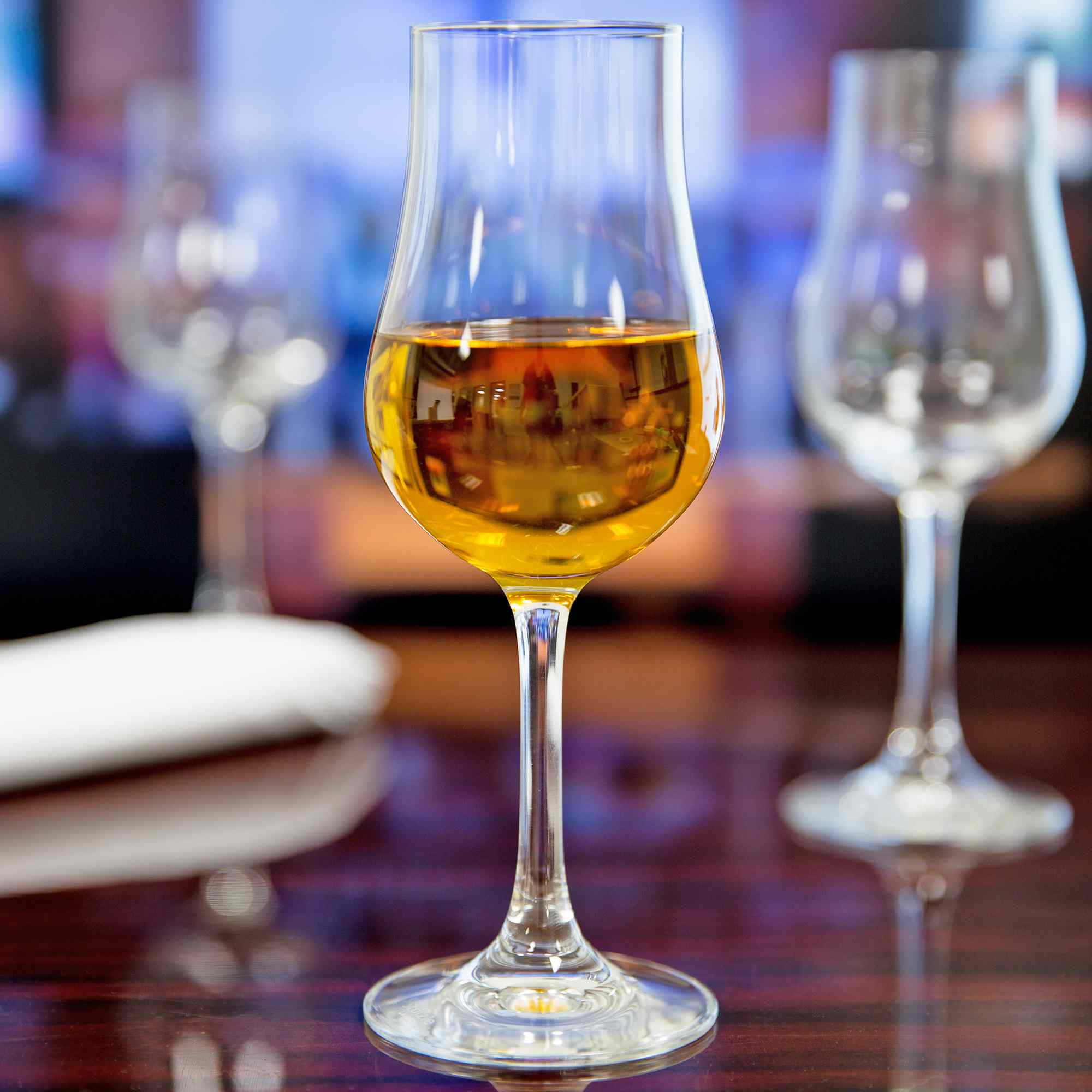 Stolzle 2000030T Assorted Specialty 6.5 oz. Euro Brandy Glass - 6/Pack