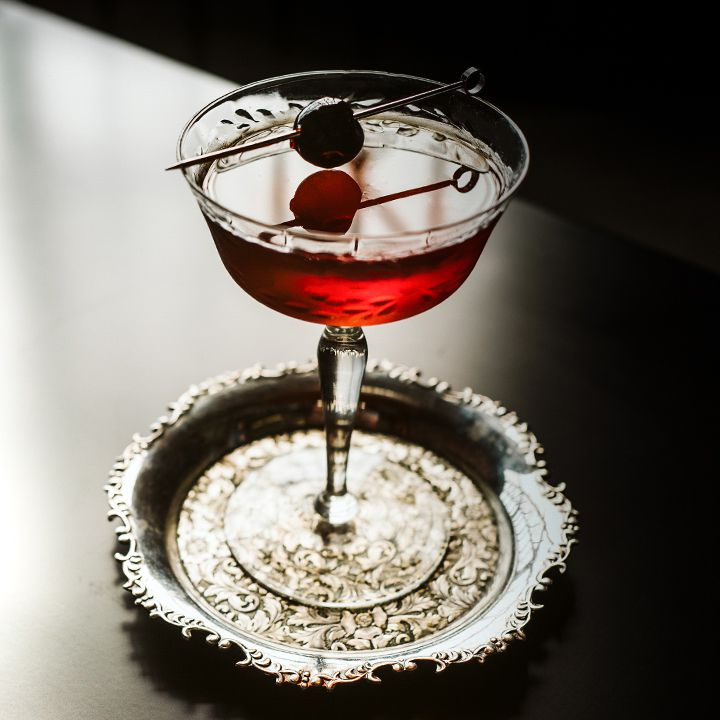 a la louisiane cocktail