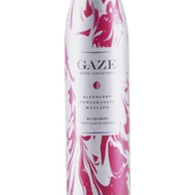 GAZE Muscato & Blueberry Pomegranate Juice