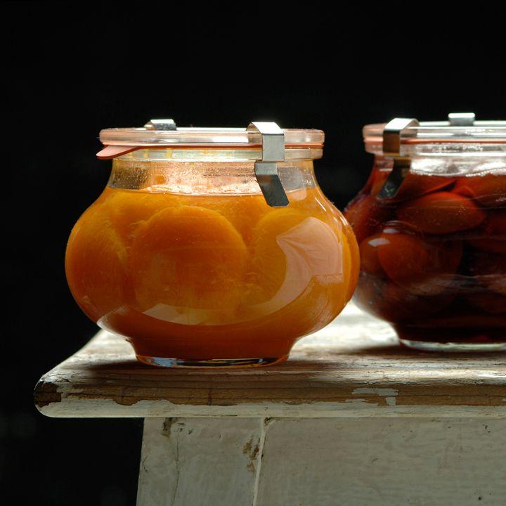 Pickled fruit