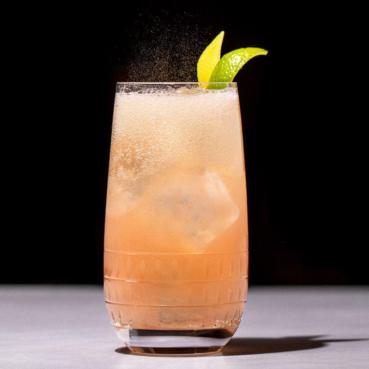 Rhode Island Red cocktail