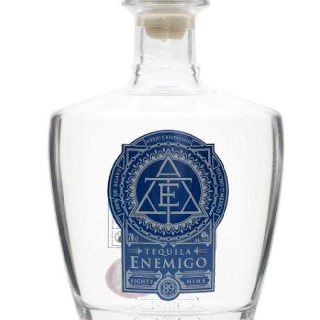 Enemigo 89 Añejo Cristalino Tequila