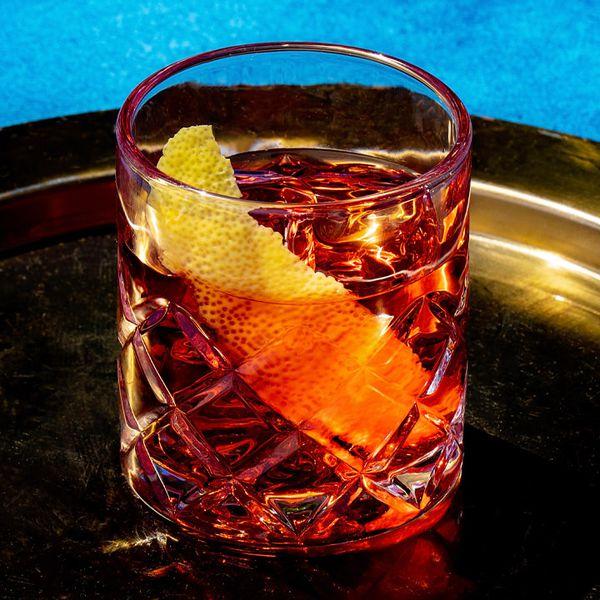 Stranger in the Alps cocktail