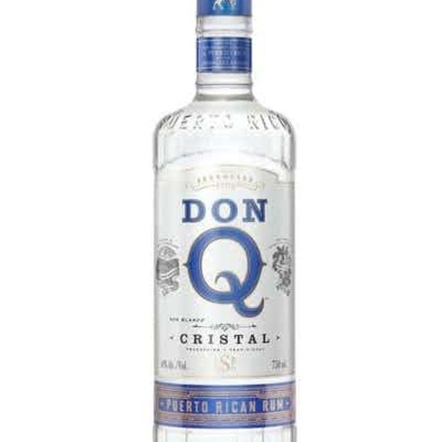 Don Q Rum Cristal
