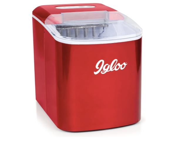 Igloo Automatic Electric Countertop Ice Maker