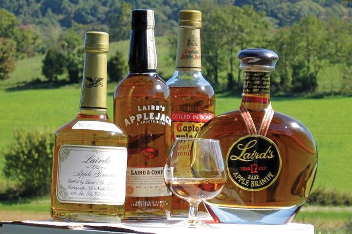Why You Should Be Drinking Apple Brandy