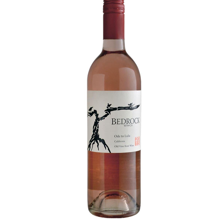 Bedrock Ode to Lulu Wine
