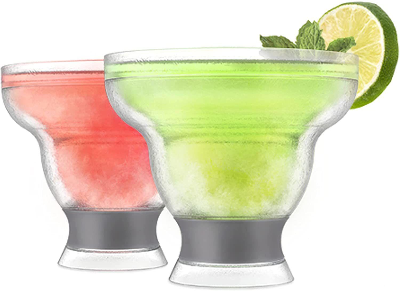 HOST Freeze Stemless Margarita Glasses