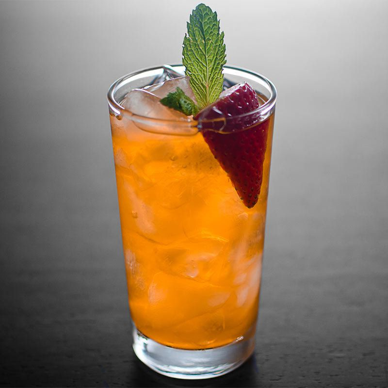 strawberry crush drink