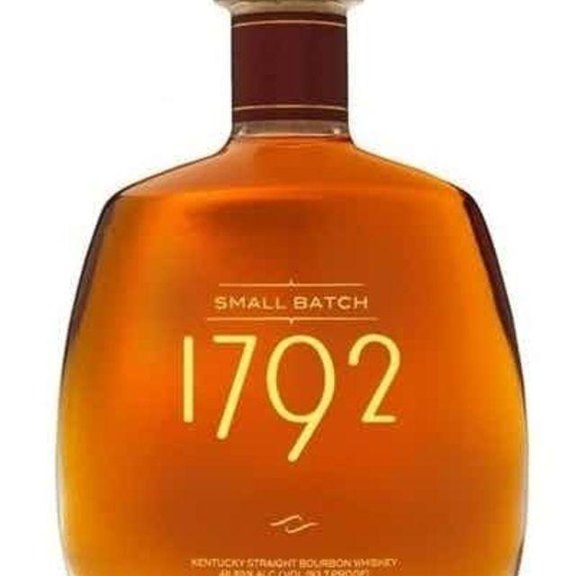 1792 Small Batch Kentucky Straight Bourbon Whiskey