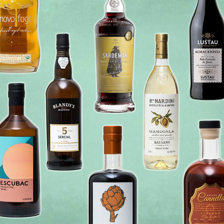 digestifs that aren't too sweet