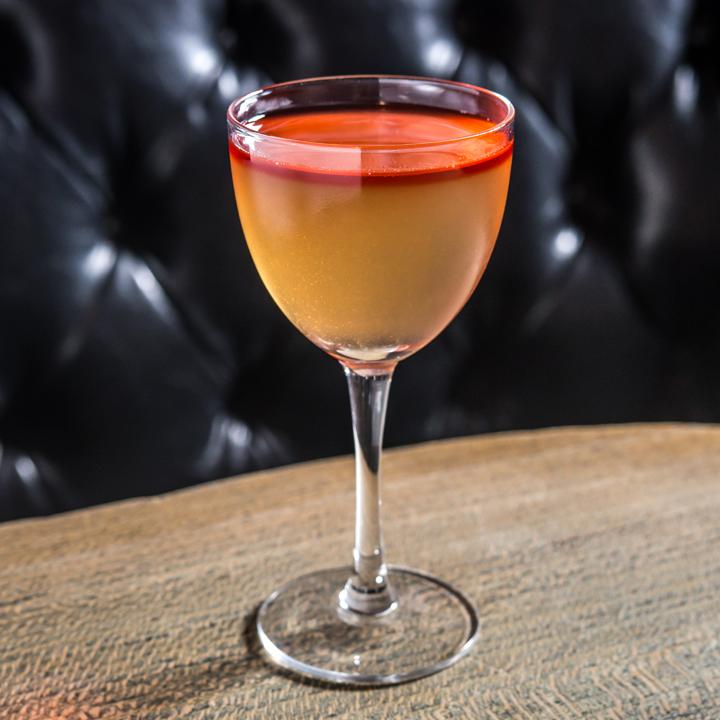 red velvet cocktail