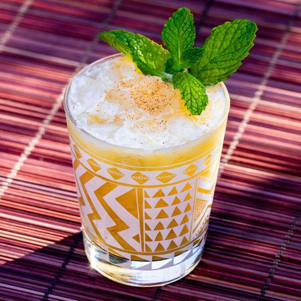 Barcelona's Painkiller cocktail