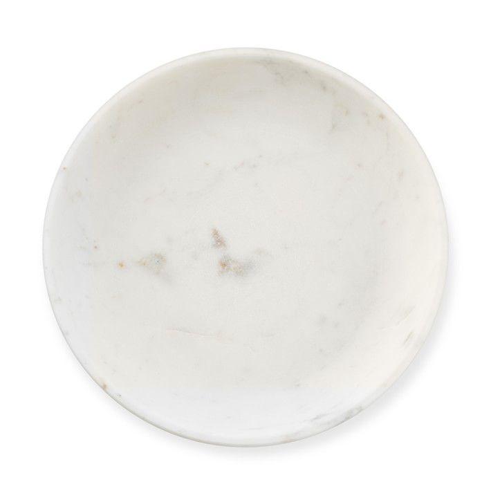 Williams Sonoma Marble Round Platter