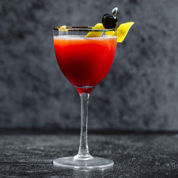 Le Sang et Sable cocktail