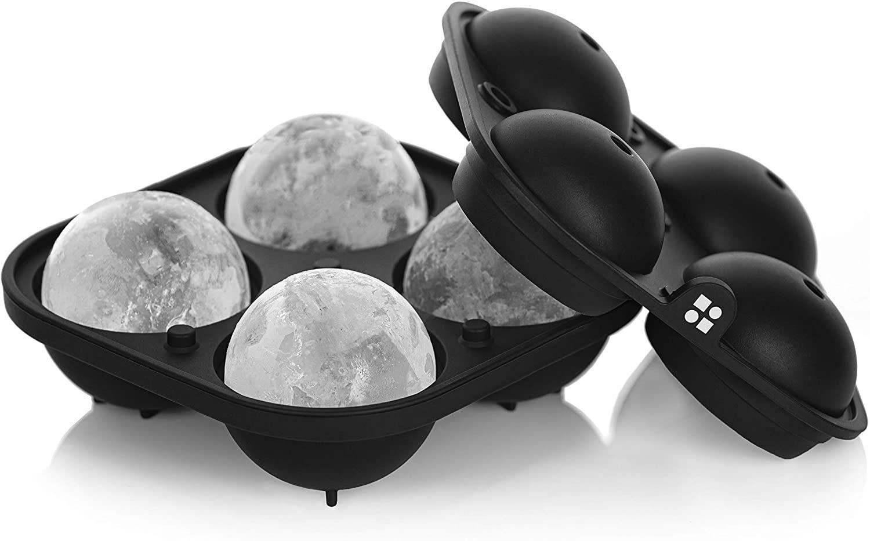 glacio Large Sphere Ice Mold Tray