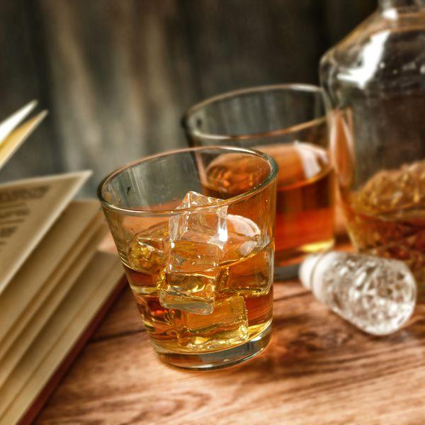 bourbon and books