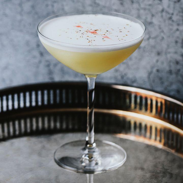 Last Resort cocktail