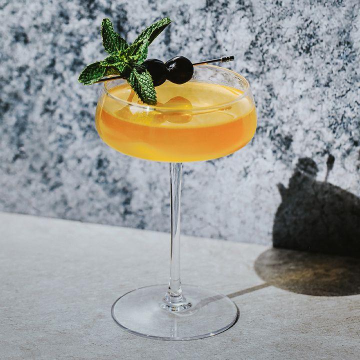Kentucky Flyer cocktail