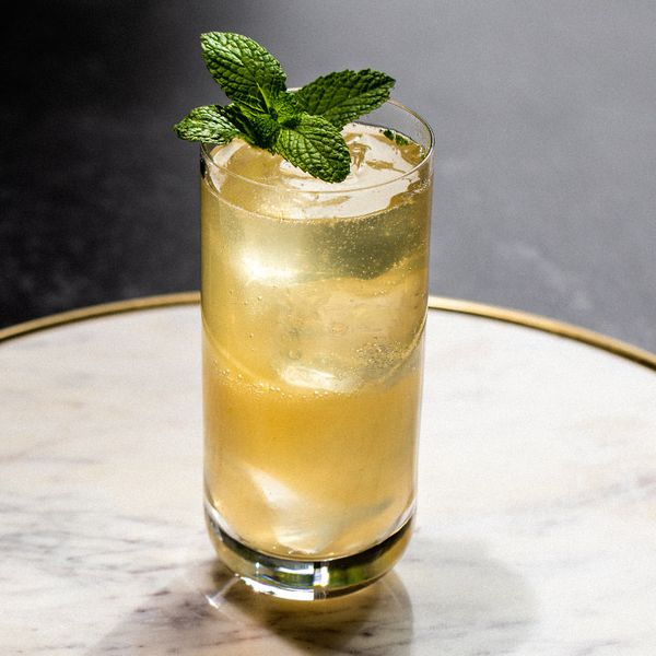 Old Jamaican cocktail