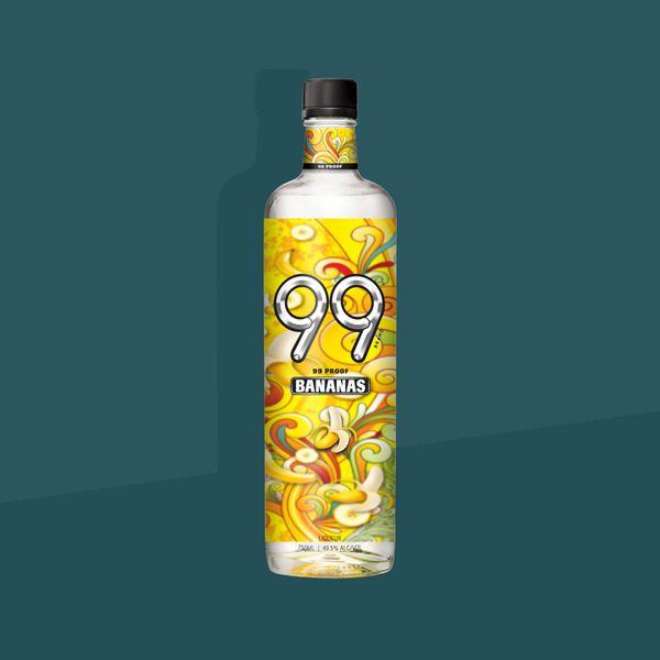 99 Bananas Liqueur Review