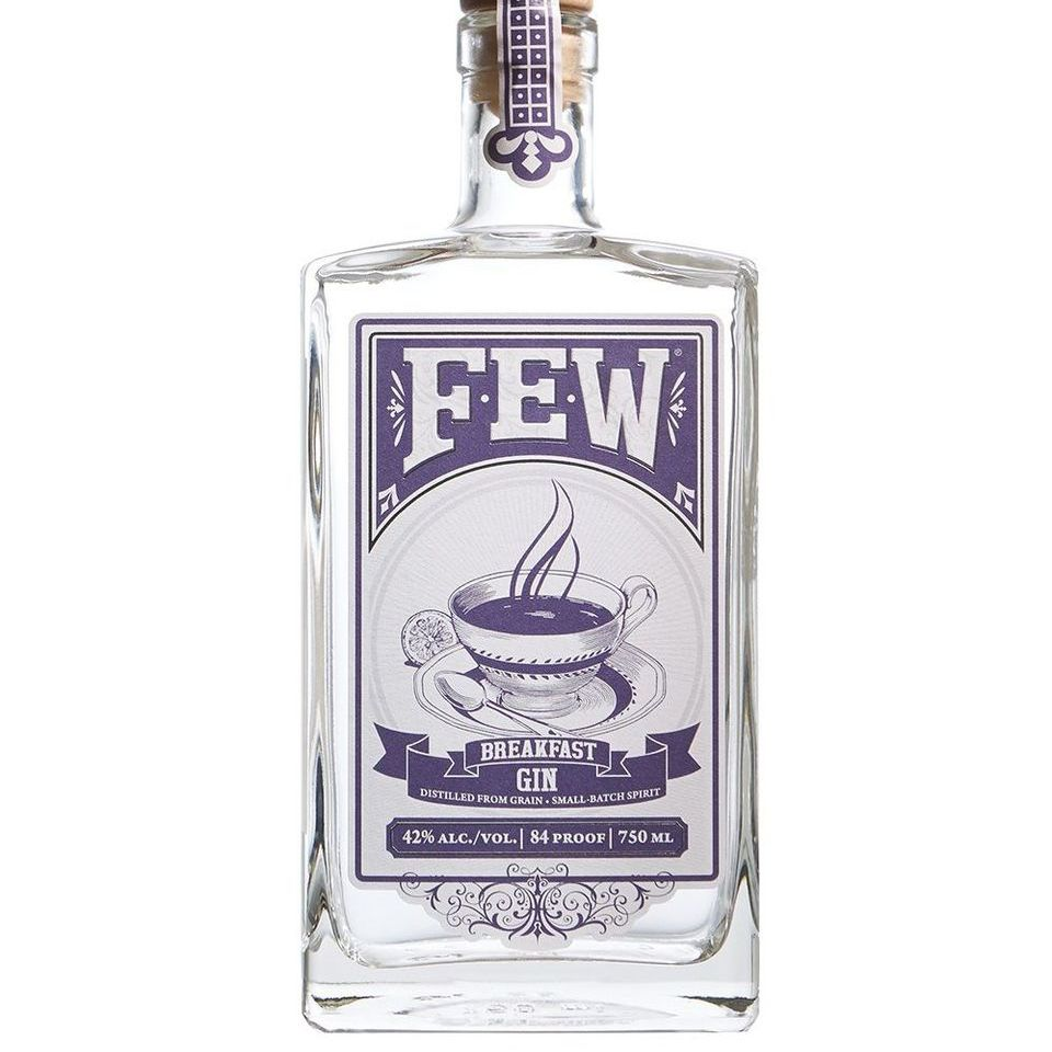 F.E.W. Breakfast Gin