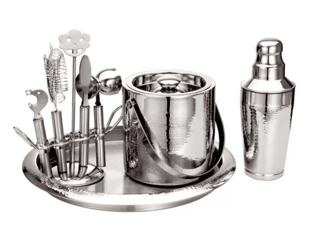 Godinger 9-Piece Stanton Bar Tool Set