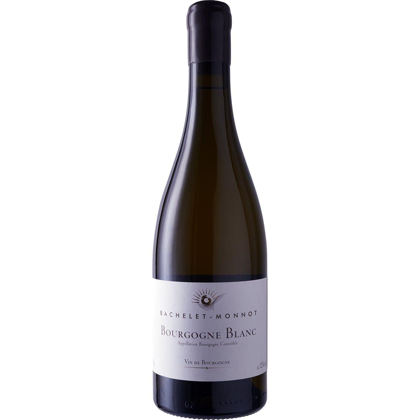 Bachelet Monnot Blanc Wine