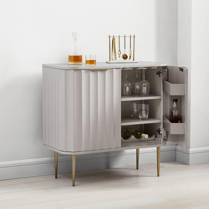 West Elm Vivien Bar Cabinet