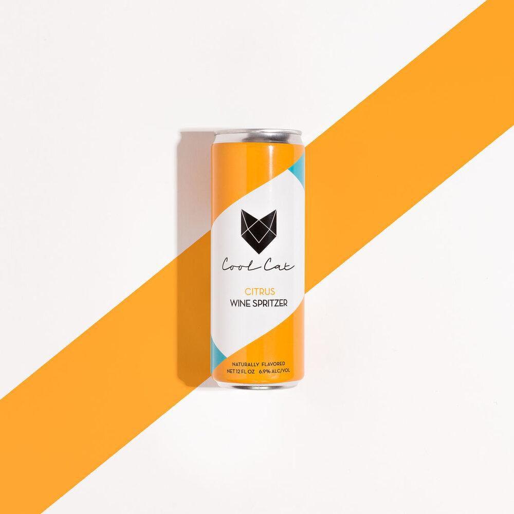 Cool Cat Citrus Wine Spritzer