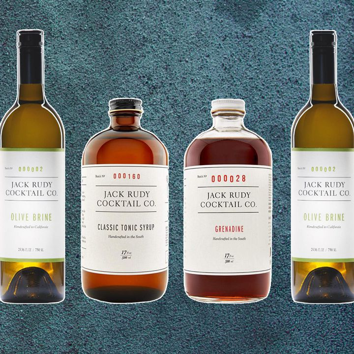 Jack Rudy bottles
