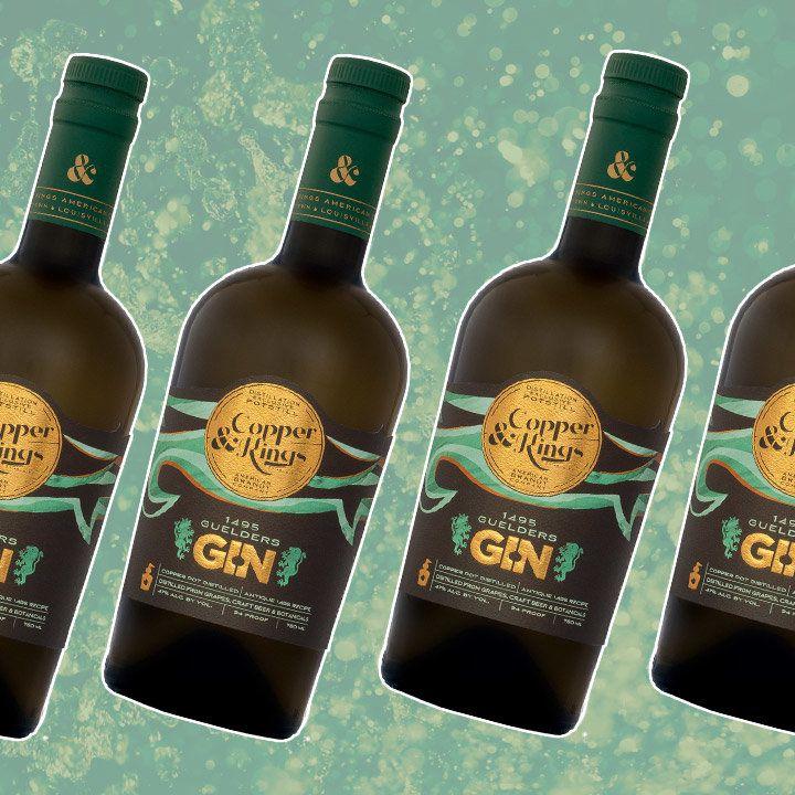 copper & kings 1495 gin