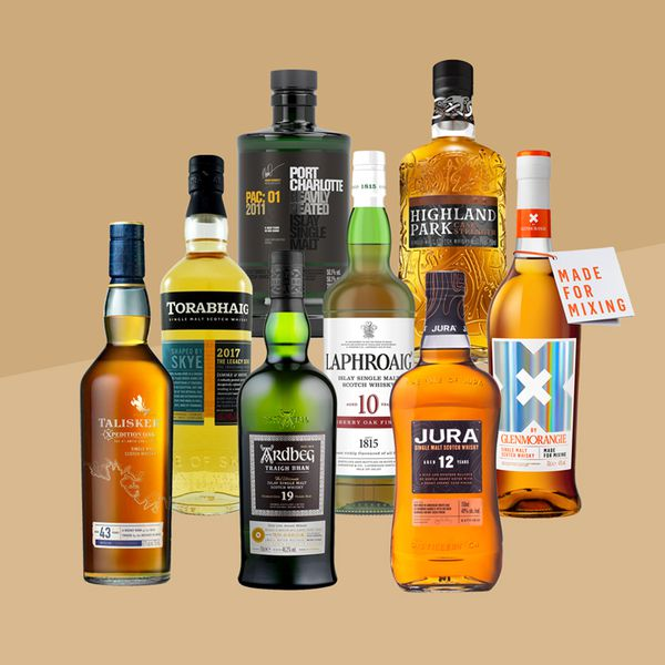 8 New Single Malt Scotches to Try Right Now