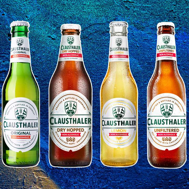 5 Non Alcoholic Beers to Try Now