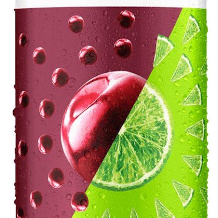 Vizzy black cherry lime