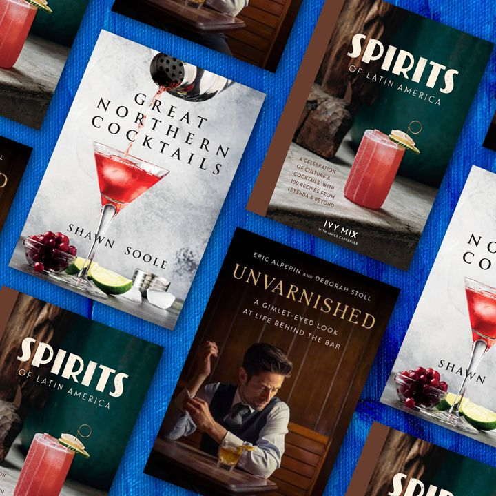 books by bartenders