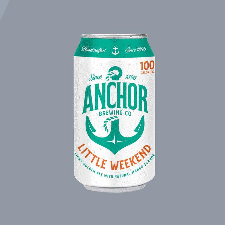 Anchor Little Weekend Golden Ale