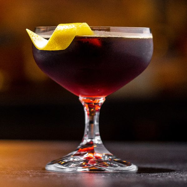 Intercontinental cocktail