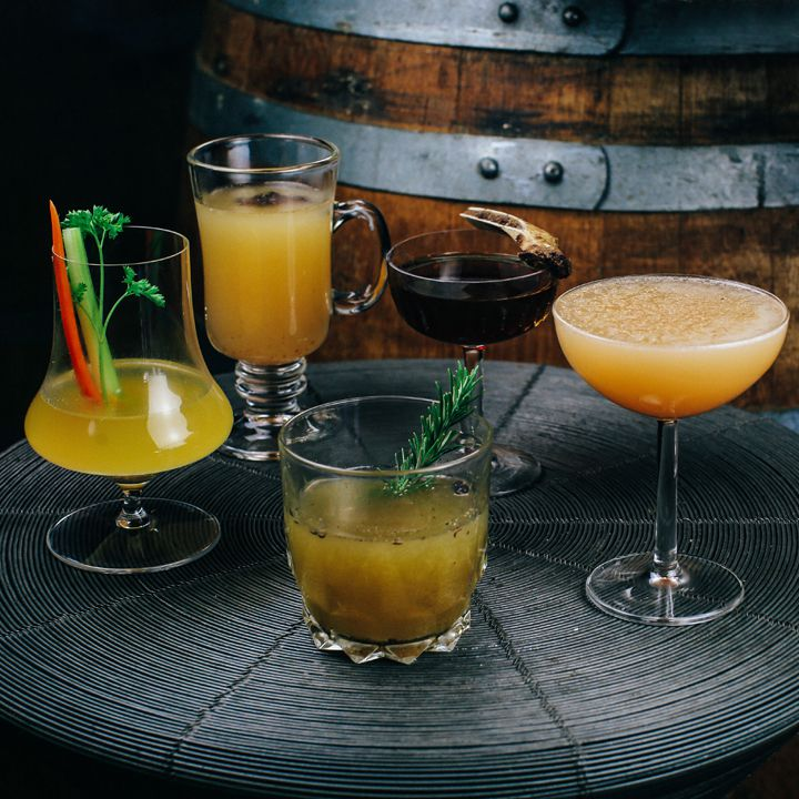 Bone Broth Cocktails