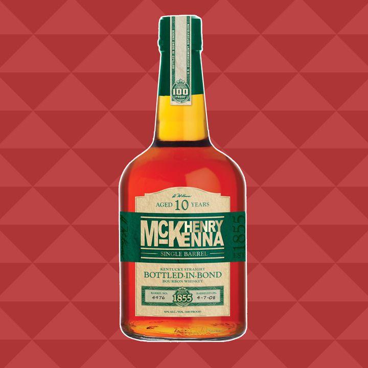 Henry McKenna 10 Year Bottled in Bond Single Barrel