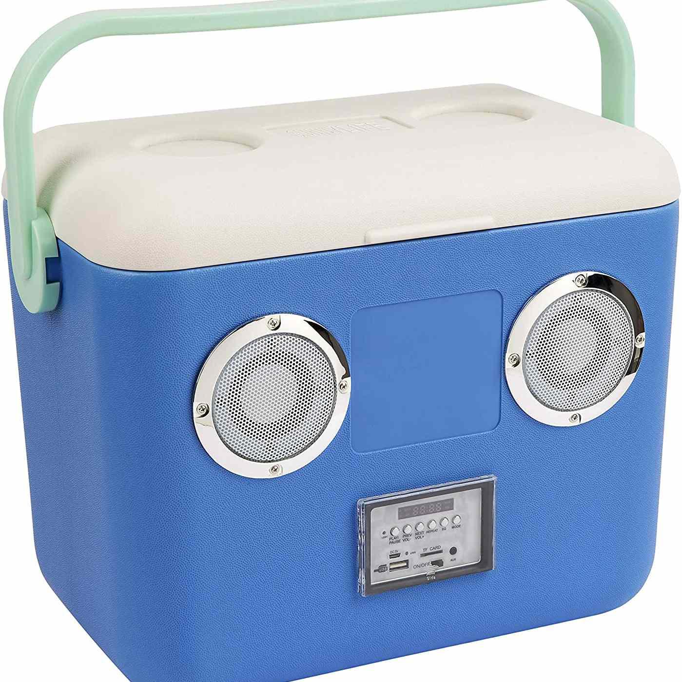 SunnyLIFE Beach Cooler Box Sounds Dolce Vita