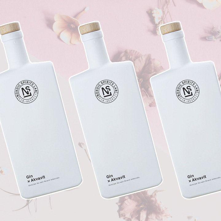 nordic spirits lab gin akvavit