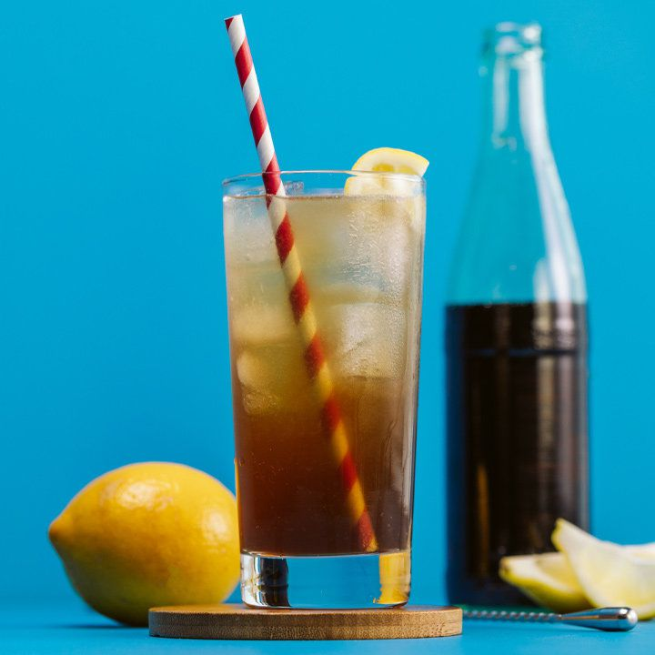 long island iced tea cocktail