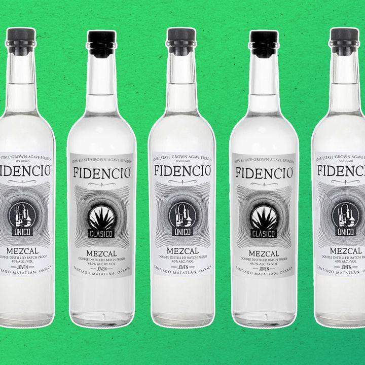 Fidencio bottles