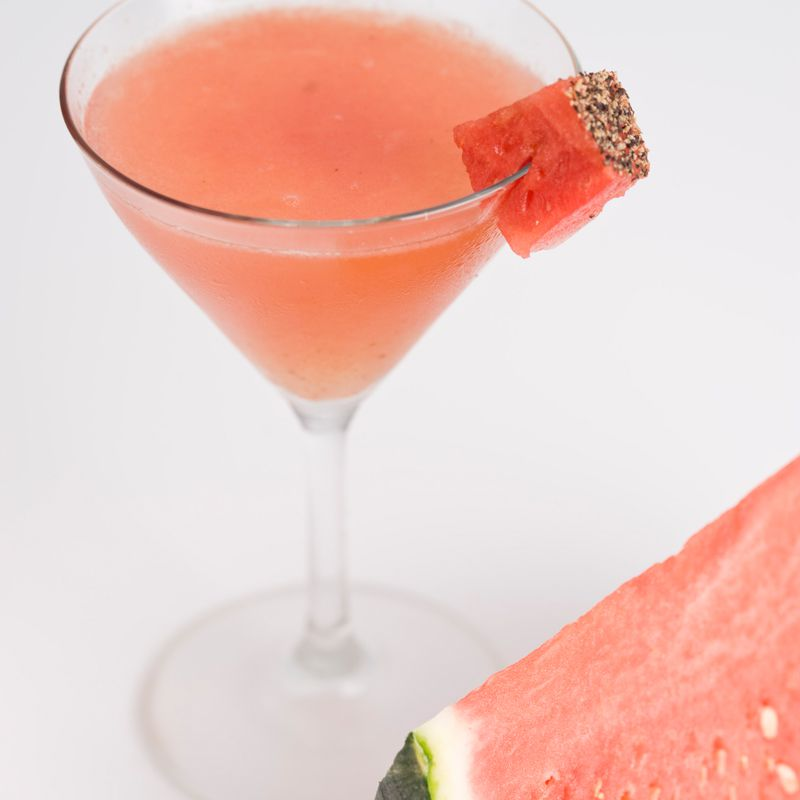 peppermelon cocktail