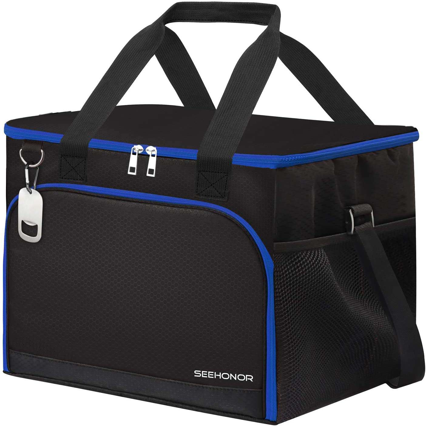 Seehonor 45-Can Insulated Cooler Bag