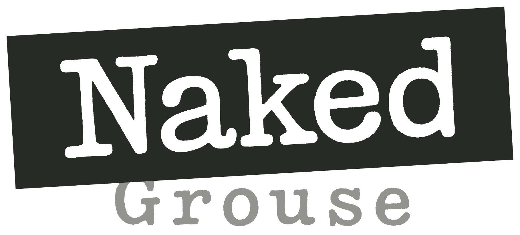 naked grouse logo
