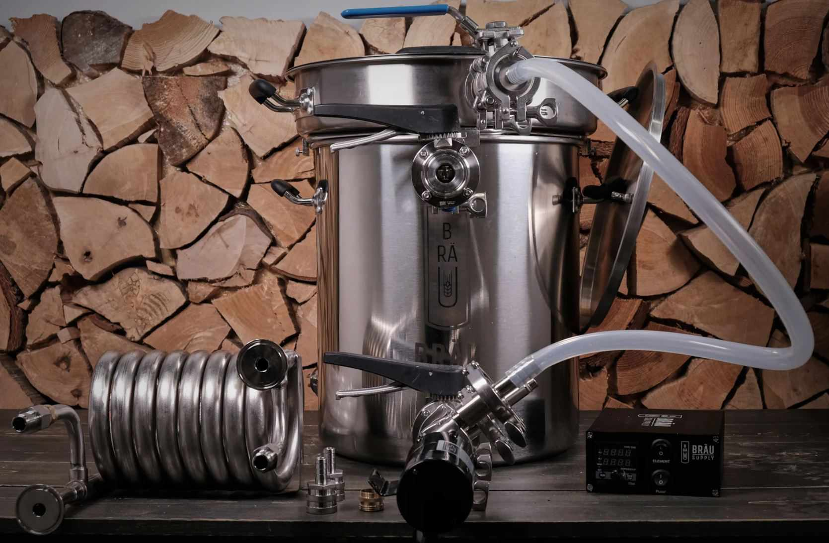 10G Unibräu All In One Electric Brew System 120V